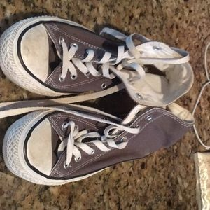 Shoes - Converse high tops